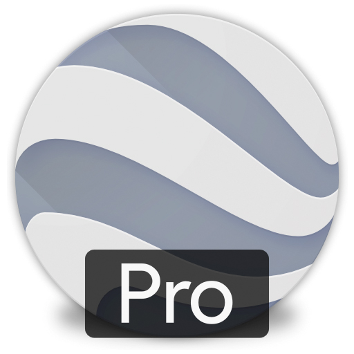 Google Earth Pro for Mac V 7.3.3.7673