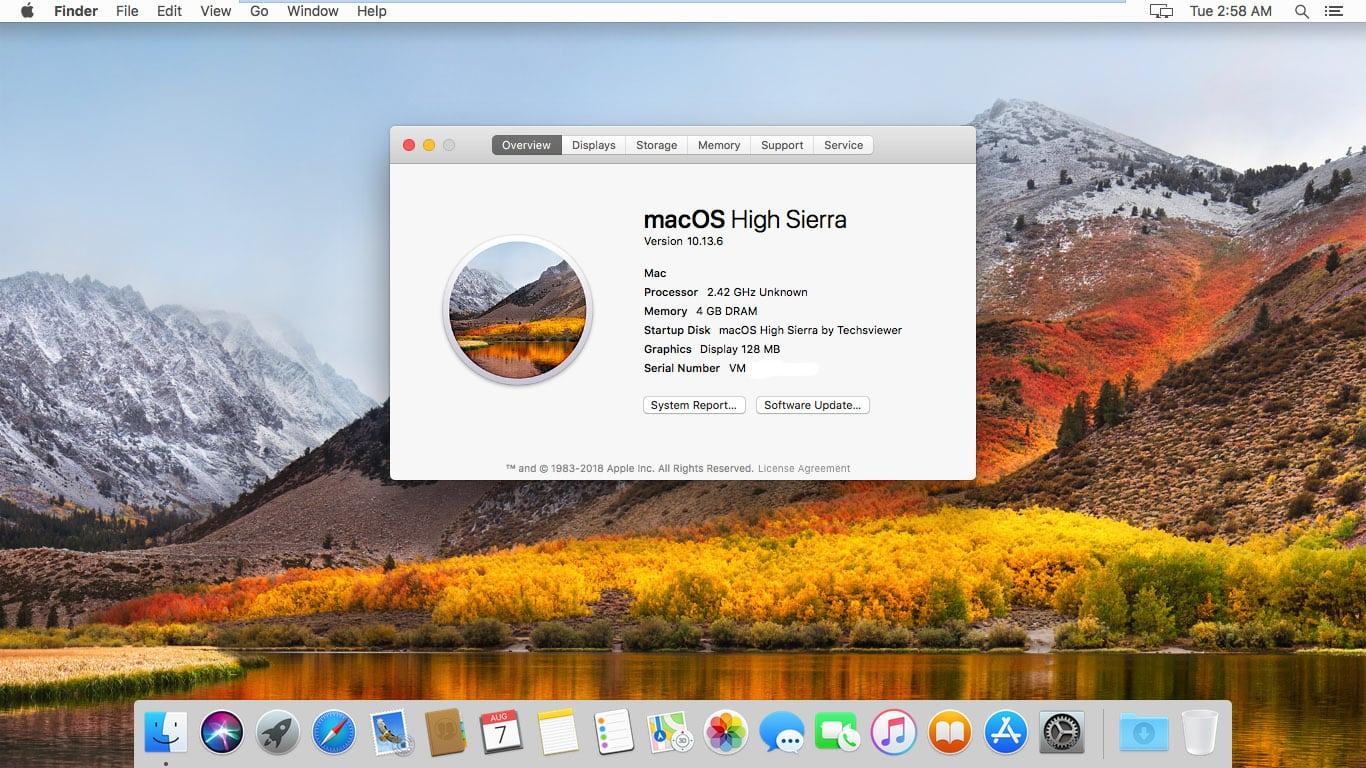 """Mac安装macOS High Sierra系统提示""""应用程序副本已损坏…"""""""